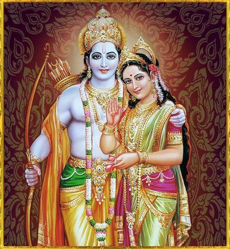 Sita Ram Hd Wallpaper For WhastApp