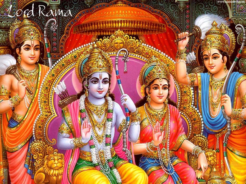 Sita Ram Hd Wallpaper
