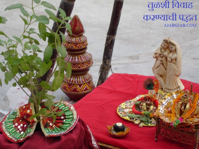 Tulsi Vivah PujaVidhi In Marathi