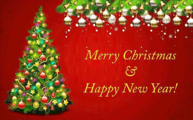 Happy Christmas 2019 Greetings