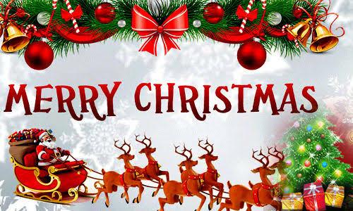 Merry Christmas 2019 Greetings For WhatsApp