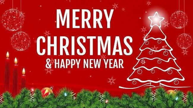 Best Merry Christmas 2019 Hd Wallpaper