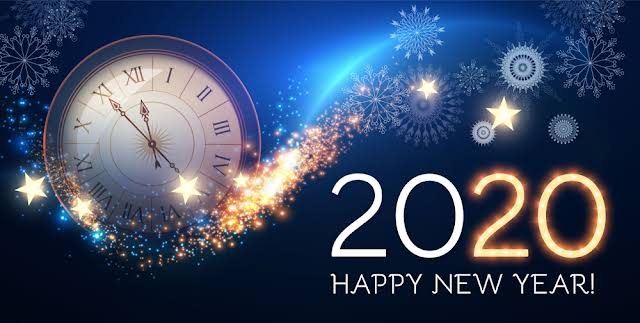 Happy New Year 2020 Hd Geetings For Facebook