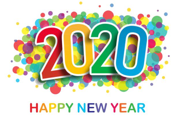 Happy New Year 2020 Hd Wallpaper For WhatsApp