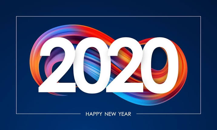 Happy New Year 2020 Hd Wallpaper Free Download