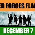 Indian Armed Forces Flag Day 2019 Status In Hindi