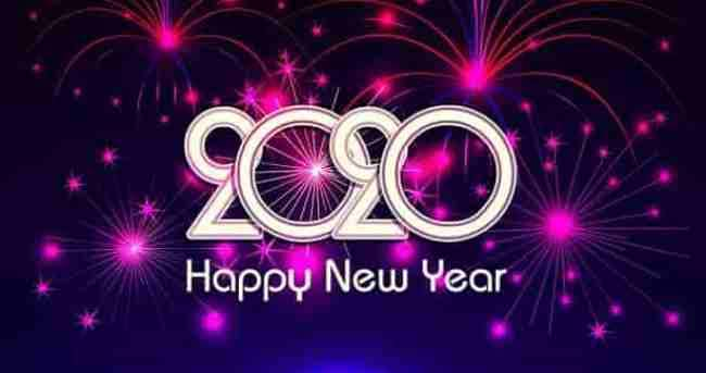 Latest Happy New Year 2020 Geetings