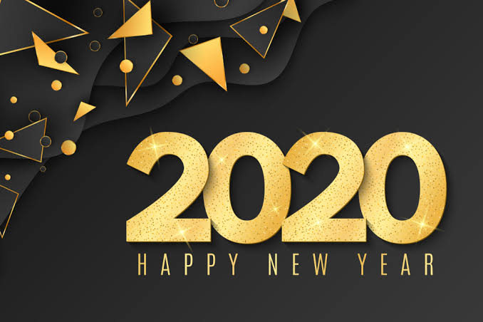 Latest Happy New Year 2020 Hd Geetings