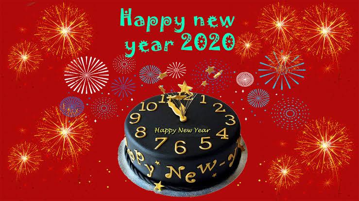 Latest Happy New Year 2020 Hd Pics