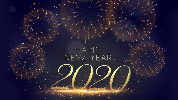 Latest Happy New Year 2020 Pics