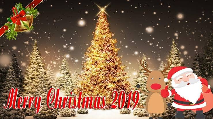 Happy Christmas 2019 Greetings For Facebook