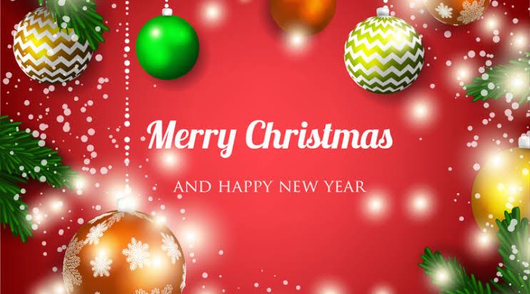 Happy Christmas 2019 Greetings For WhatsApp