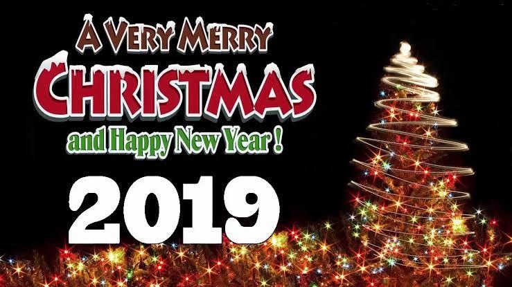 Merry Christmas 2019 Hd Greetings For WhatsApp