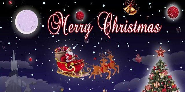 Happy Christmas 2019 Hd Greetings For WhatsApp
