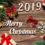 Happy Christmas 2019 Greetings For Desktop
