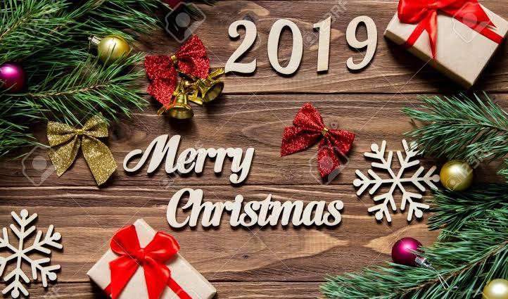 Happy Christmas 2019 Greetings For Desktop