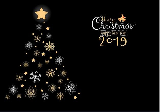 Merry Christmas 2019 Hd Wallpaper For Facebook