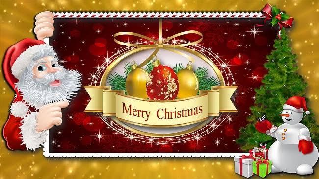 Merry Christmas 2019 Hd Wallpaper For Mobile