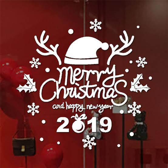 Merry Christmas 2019 Hd Wallpaper For WhatsApp