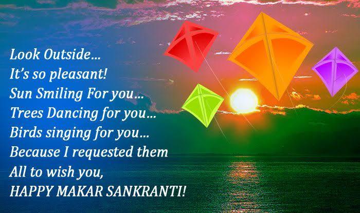 Happy Makar Sankranti 2020 Greetings For Facebook