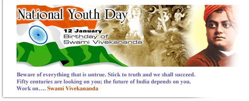 National Youth Day Images Free Download