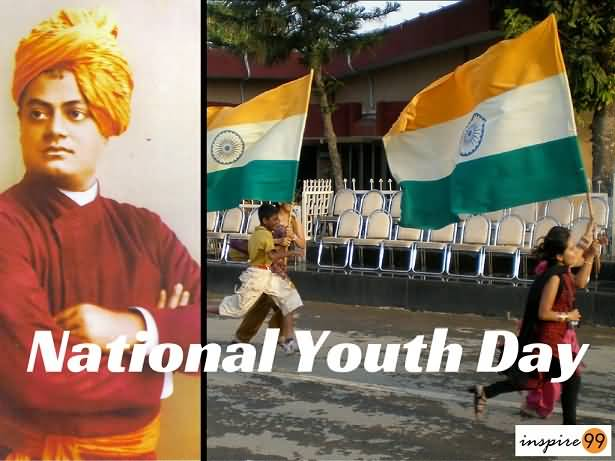 National Youth Day Photos Free Download