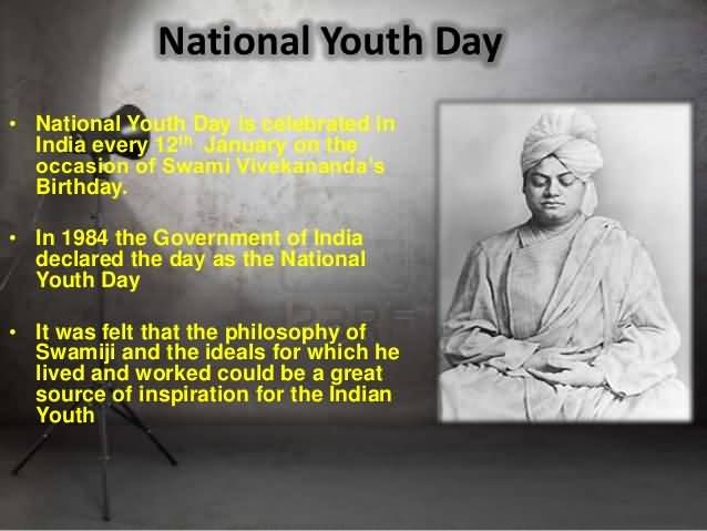National Youth Day Pics For Mobile