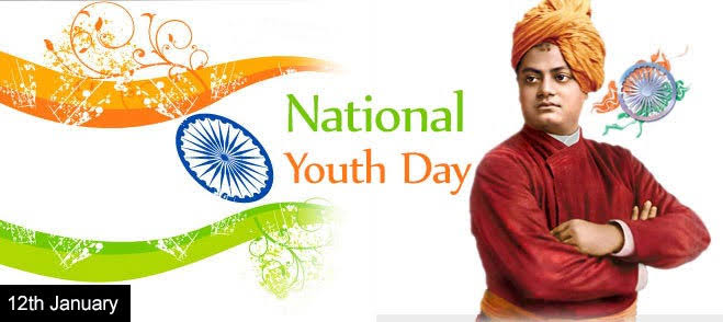 National Youth Day Pics