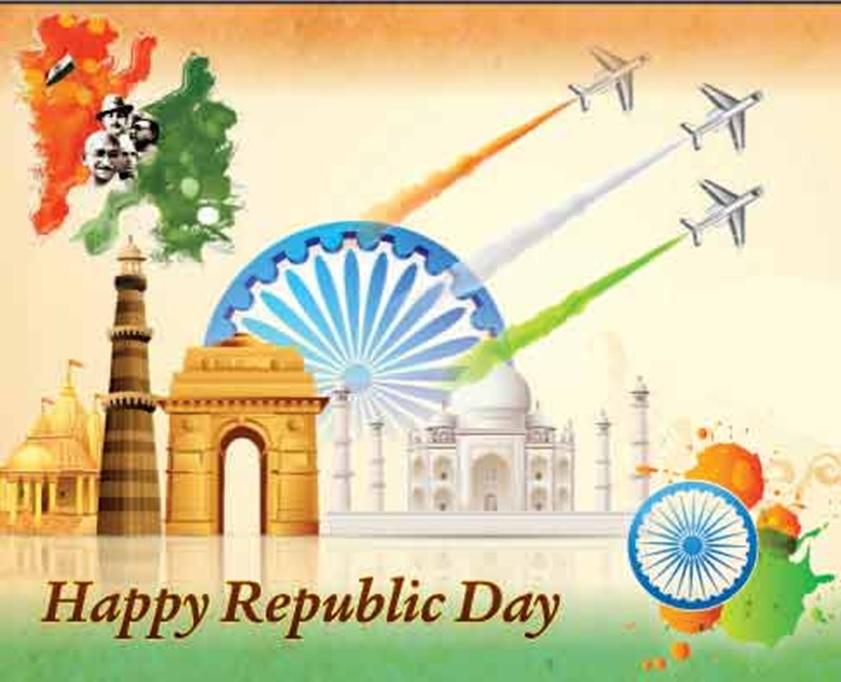 Republic Day 2020 Hd Greetings For WhatsApp