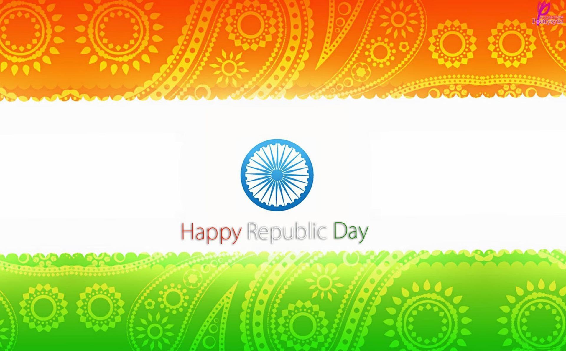 Republic Day 2020 Hd Wallpaper For WhatsApp