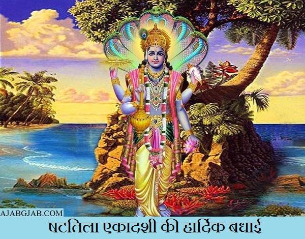Shattila Ekadashi SMS In Hindi