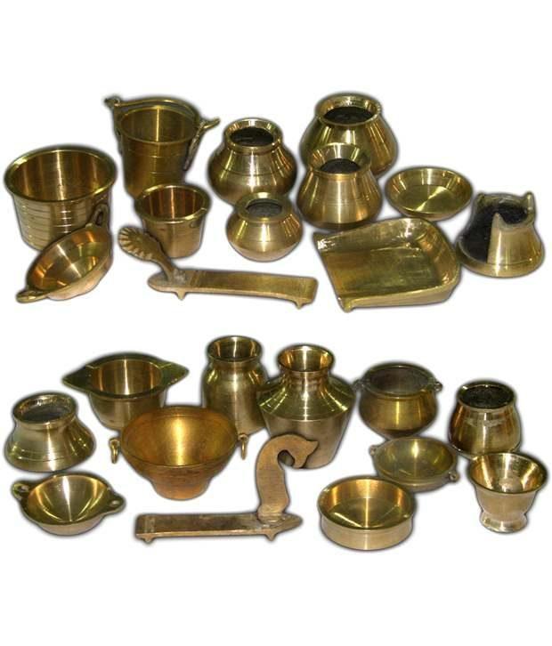 Benefits of Brass Utensils