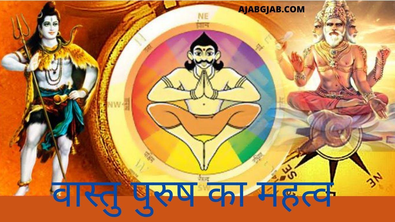 Importance of Vastu Purush