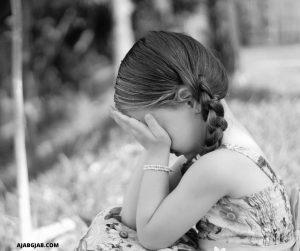 Sad Girl DP For Facebook