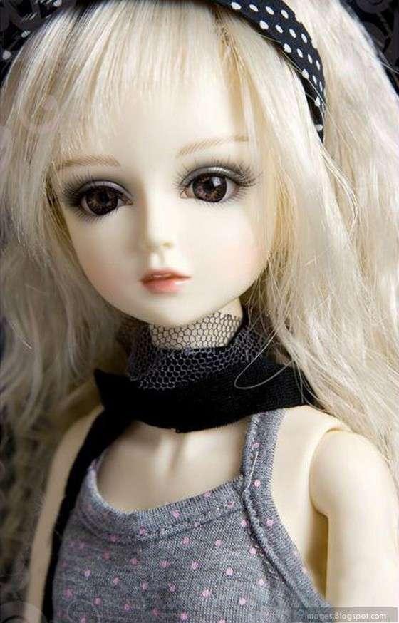 Cute Doll HD Wallpaper