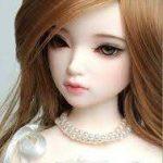 Cute Doll DP for Watsapp
